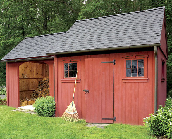 How To Build A Shed - Building A Garden Shed, Storage Shed ...
