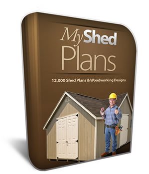 Woodworking and garden sheds plans