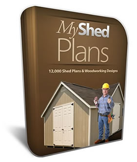 Woodworking Designs, Kits, Storage Garden Shed Plans Patterns