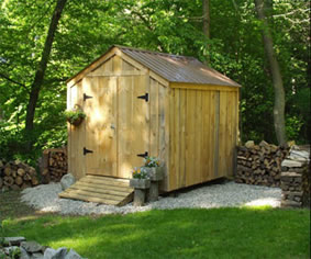 cheap garden sheds for sale
