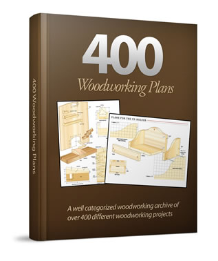 400 woodworking plans