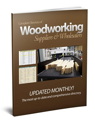 directory of woodworking supplies