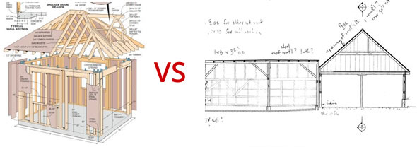 comparing sheds